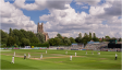 The County Ground Worcester.